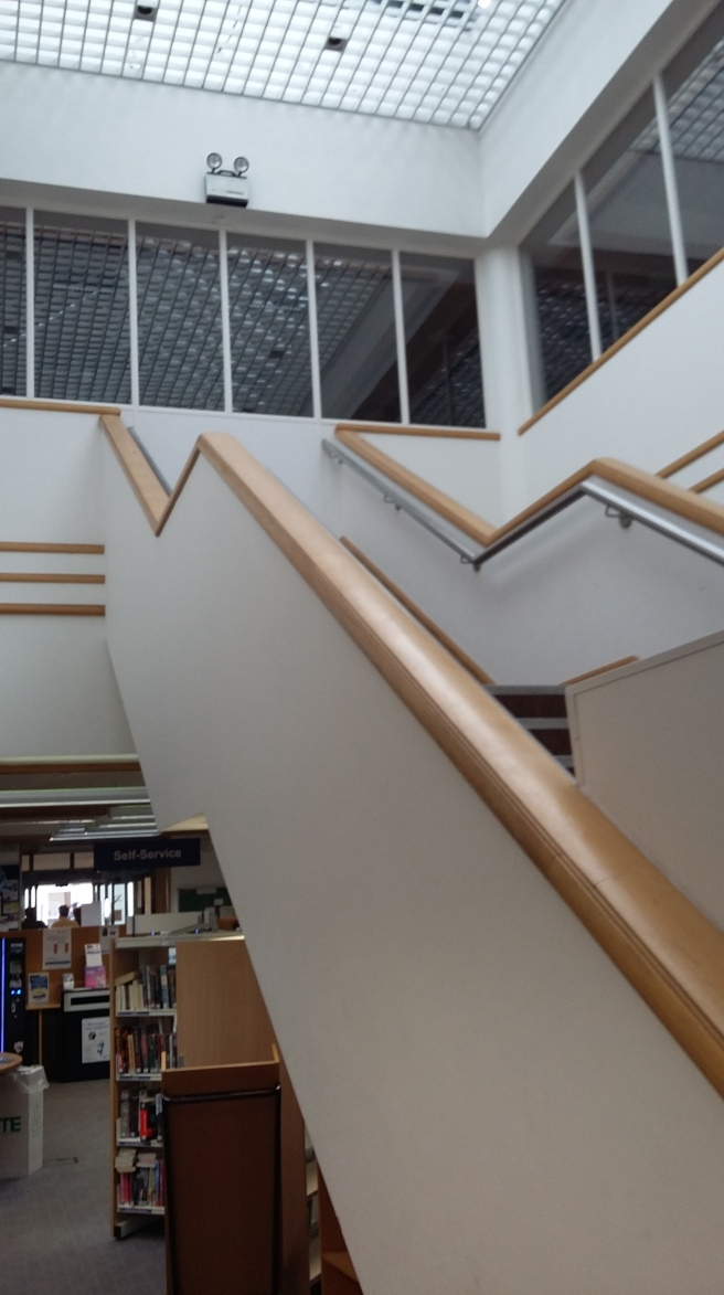 Peterborough stairs